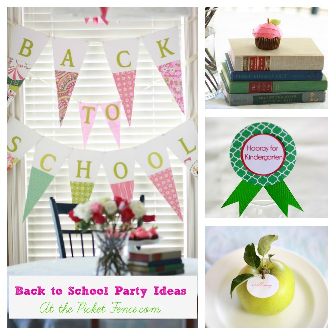 back_to_school_party_ideas atthepicketfence.com
