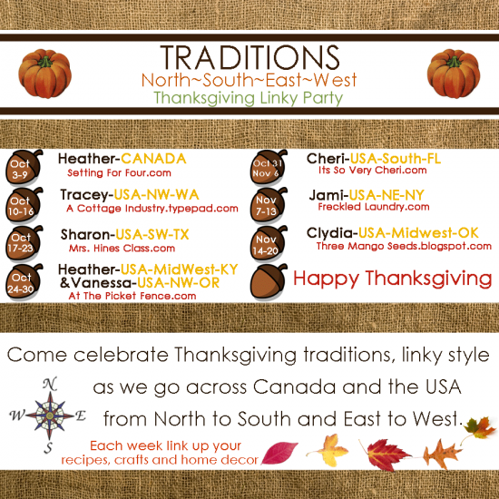 Thanksgiving Traditions Party Highlights