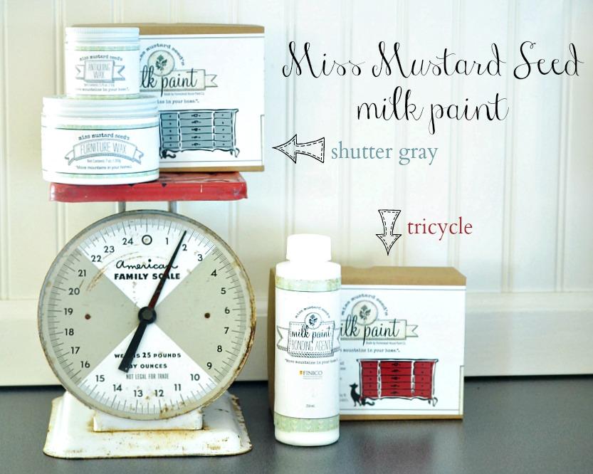 miss mustard seed milk paint