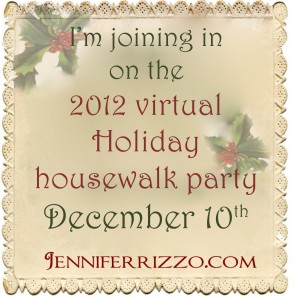 2012 Holiday House Walk Tour