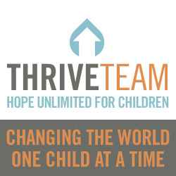 A Season of Giving ~ We're on the Thrive Team!
