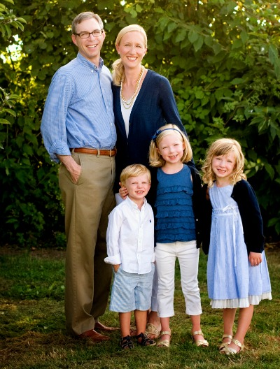 Valerie Hibler Family Picture