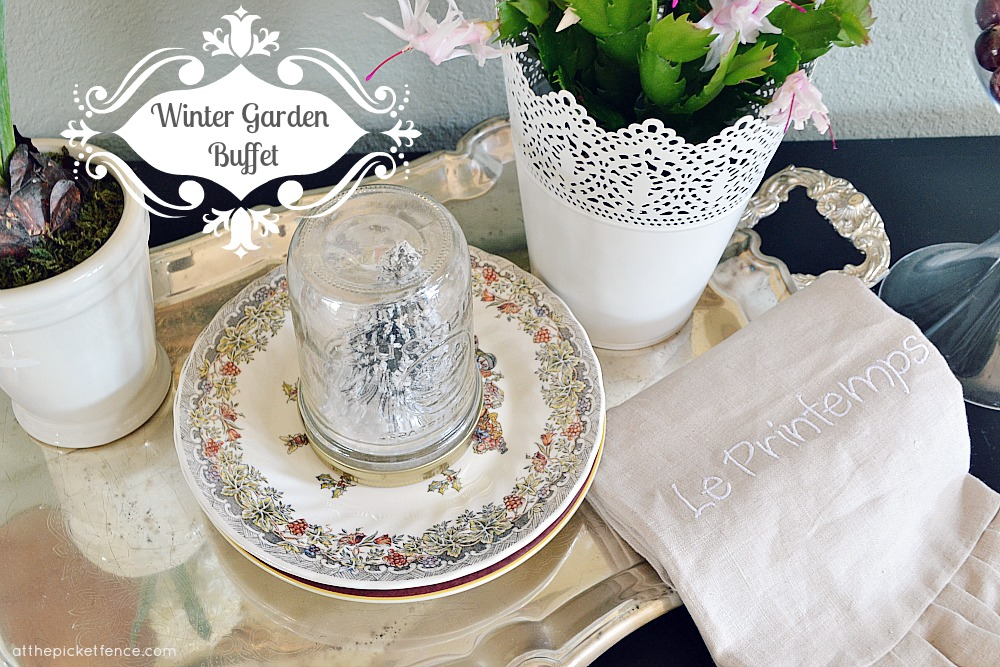 winter garden buffet2 at the picket fence