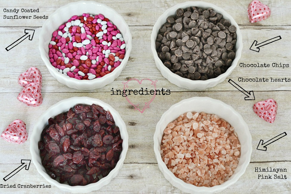 Ingredients for Decadent Chocolate Bark