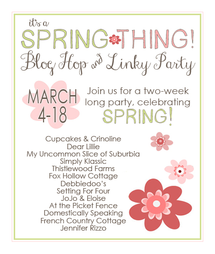 Spring Thing Graphic