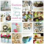 It's A Spring Thing Feature Round Up from At The Picket Fence
