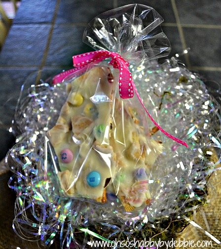Oh So Shabby by Debbie Easter Bark