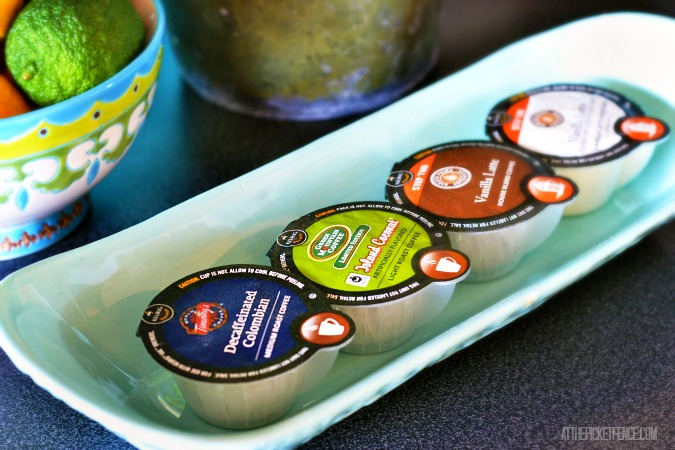 Keurig Vue Cups from Staples