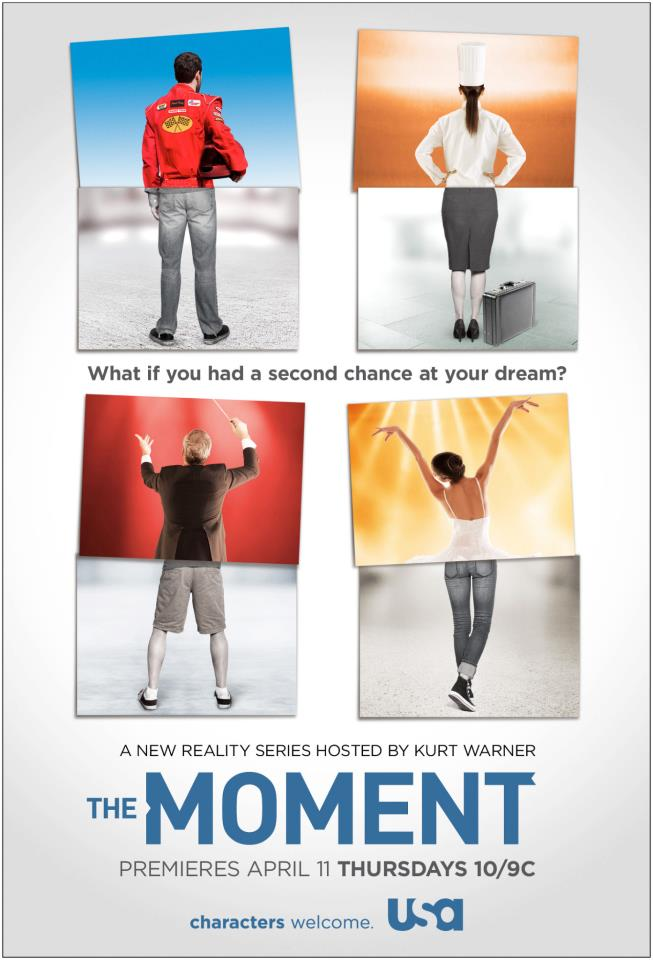 "$100 American Express Gift Card Giveaway, ""The Moment"" and More…"