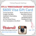 Pinstagram Giveaway Instagram Graphic 1