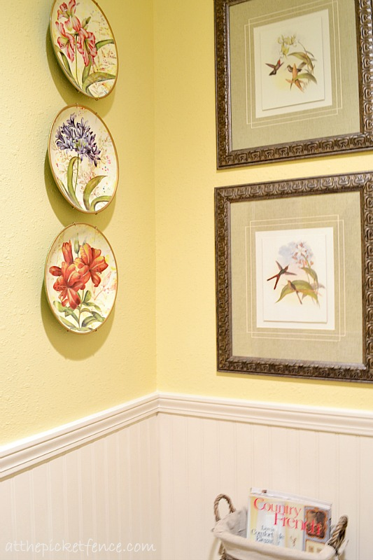 Gallery For French Country Bathroom Wall Decor