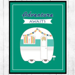 Adventure Awaits from Curly Willow Collections