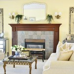 Formal French Country Living Room www.atthepicketfence.com