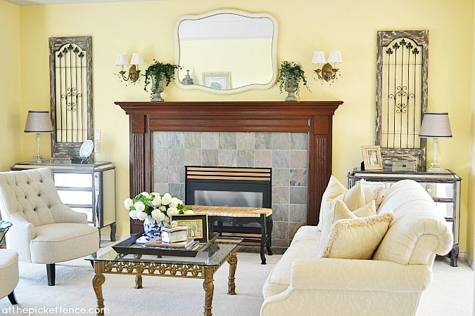 Gallery For French Country Living Room Furniture