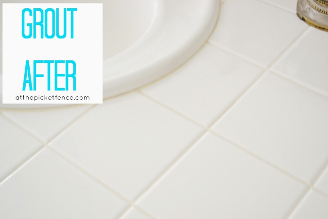 grout_after_using_homemade_cleaner