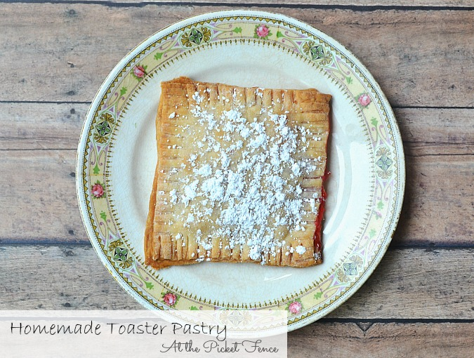 Homemade Toaster Pastries and Precipices
