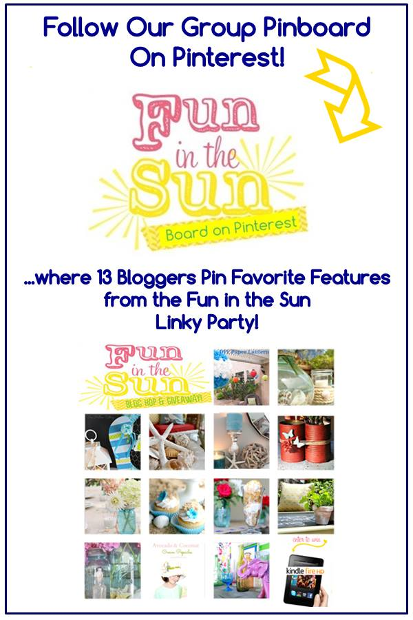 Fun in the Sun Pinterest Graphic
