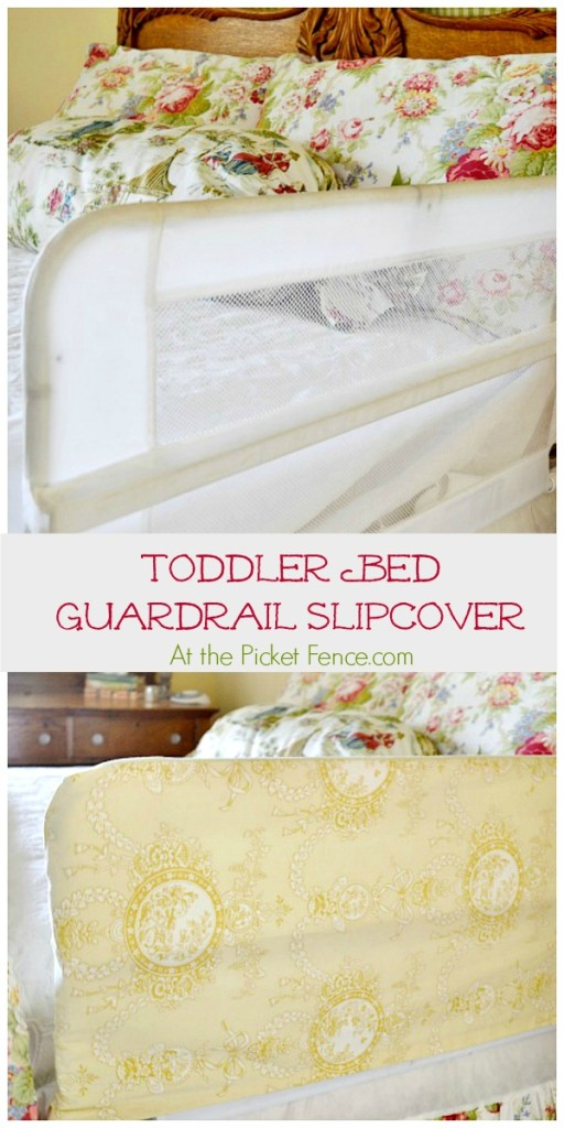 Toddler_bed_guardrail_slipcover atthepicketfence.com