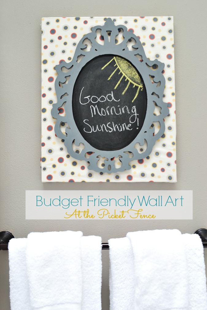 budget_friendly_wall_art atthepicketfence.com
