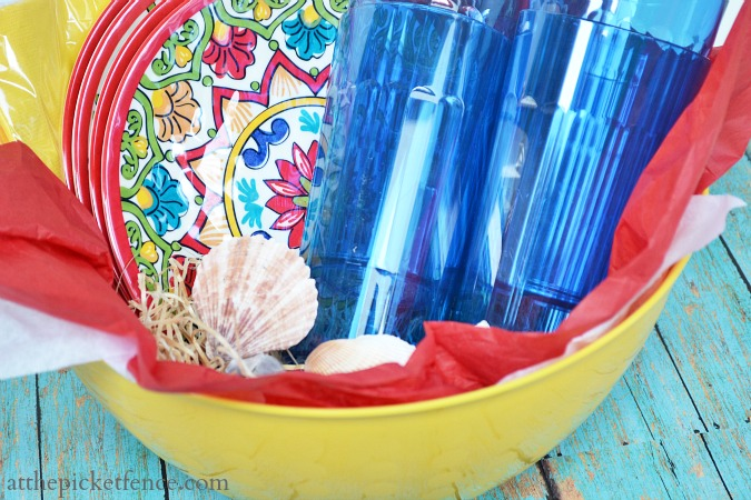 teacher_gift_basket_for_summer atthepicketfence.com