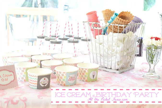ice_cream_themed_birthday_party atthepicketfence.com