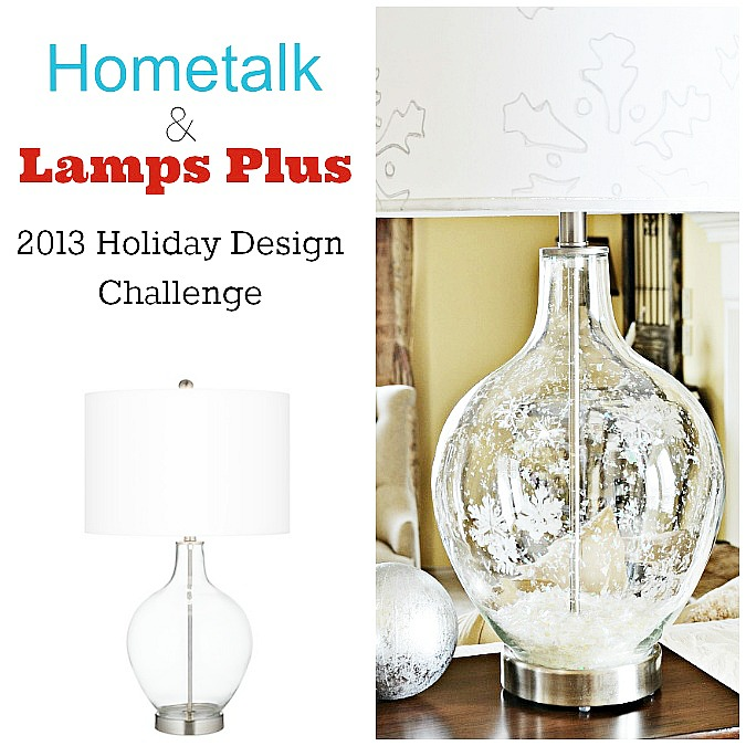Hometalk and Lamps Plus Design Challenge