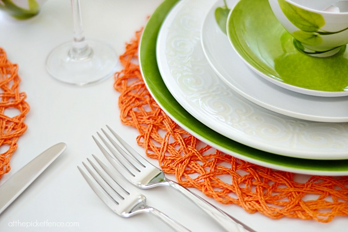 Mikasa Table Setting Ideas