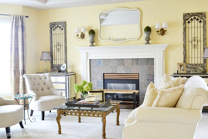 Summer In My Home Tour At The Picket Fence