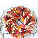 transitional fall mantel ideas