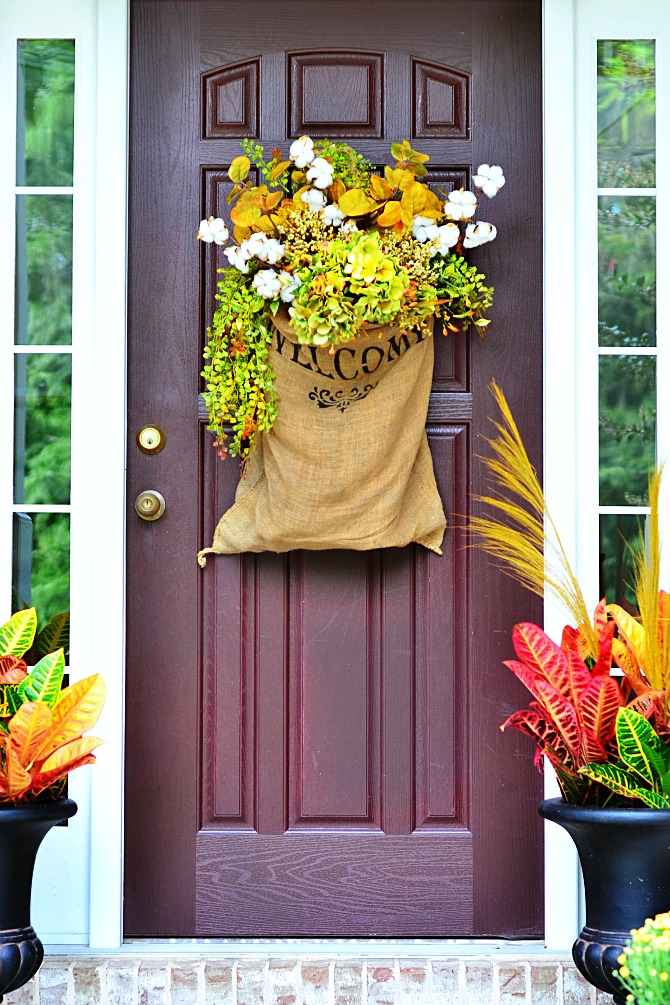 Our Fall Home Tours ~ Finding Fall & BHG