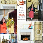 Finding Fall Home Tours from atthepicketfence.com