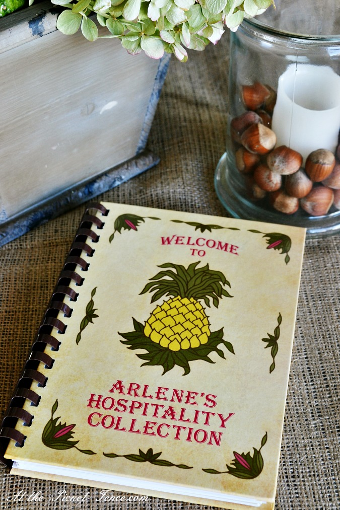 Arlene's Hospitality Collection cookbook