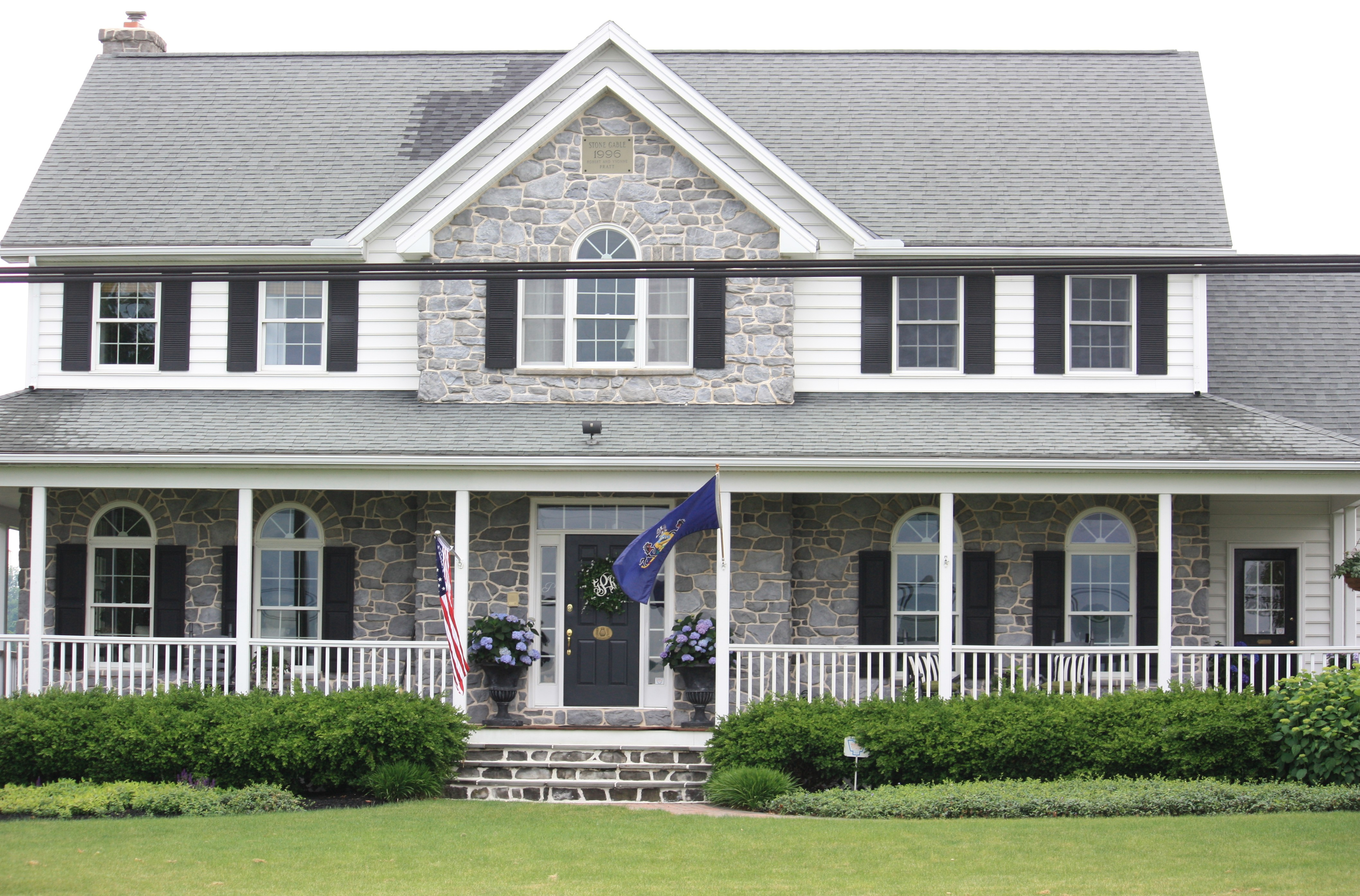 At the Picket Fence Parade of Homes ~ StoneGable