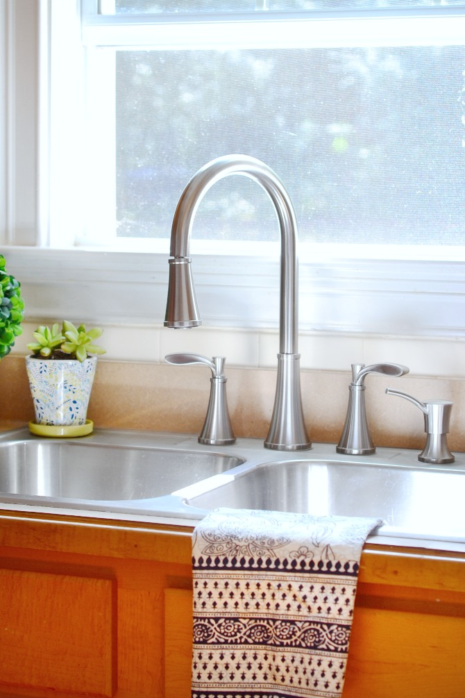 Pfister Faucet Review and Giveaway