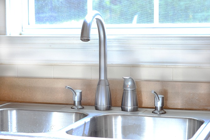 Pfister Faucet review old faucet