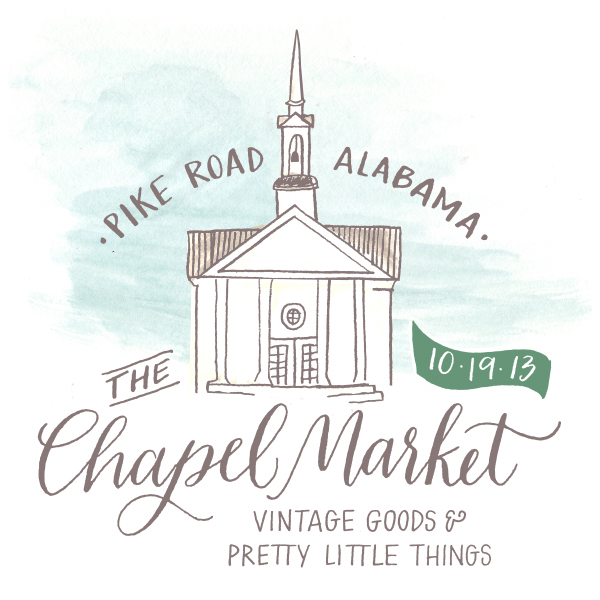 Presenting at The Country Living Fair and The Chapel Market Recap!