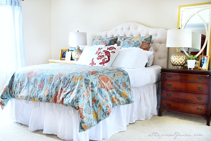 blue and white master bedroom reveal and i need your help 18363 | blue and white master bedroom 1