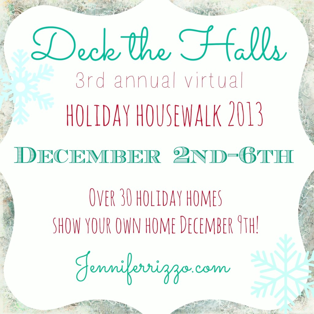 Jennifer Rizzo holiday 150 housewalk button