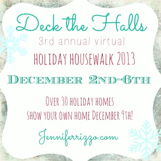 Jennifer Rizzo holiday 150 housewalk button