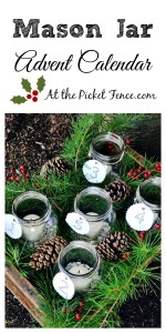Mason-Jar-Advent-Calendar atthepicketfence.com