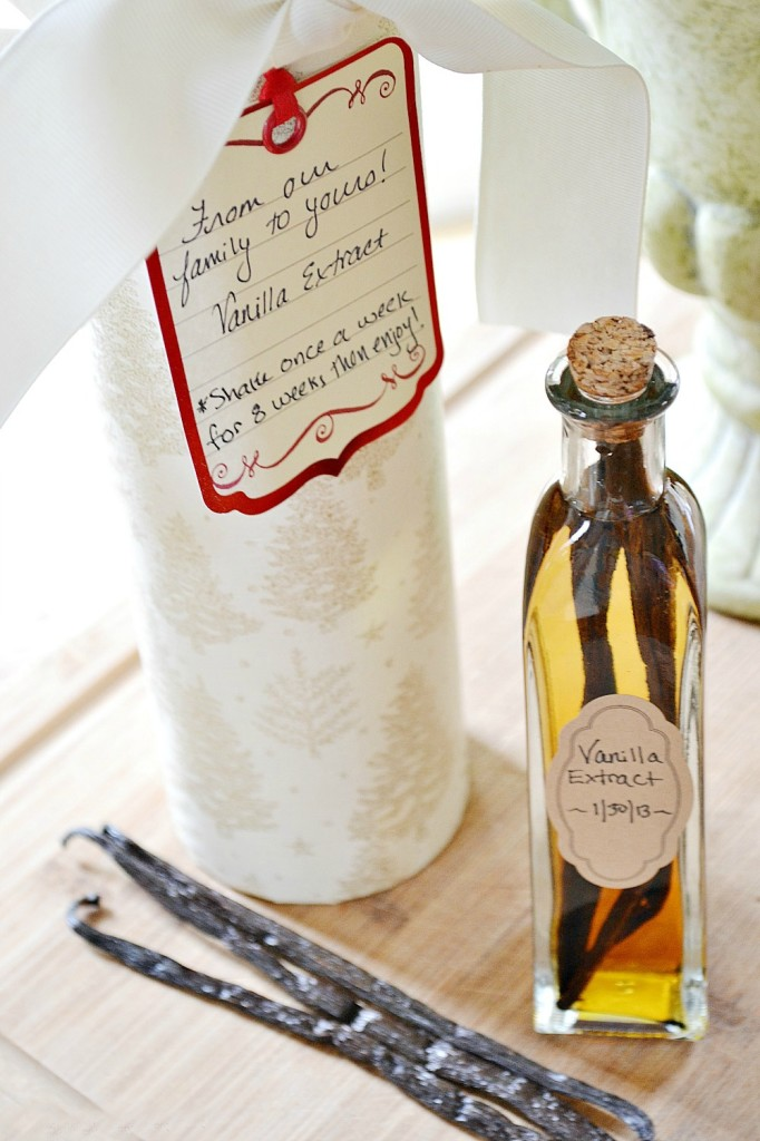 vanilla extract holiday gifts