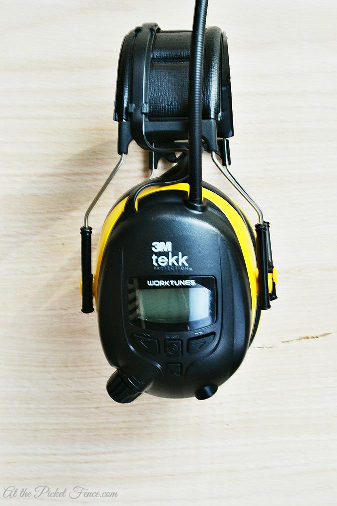 3M worktunes headset