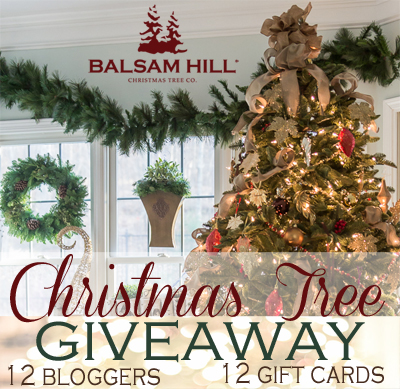 Balsam Hill Giveaway
