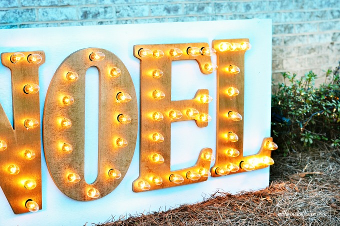 marquee signs idea | just b.CAUSE