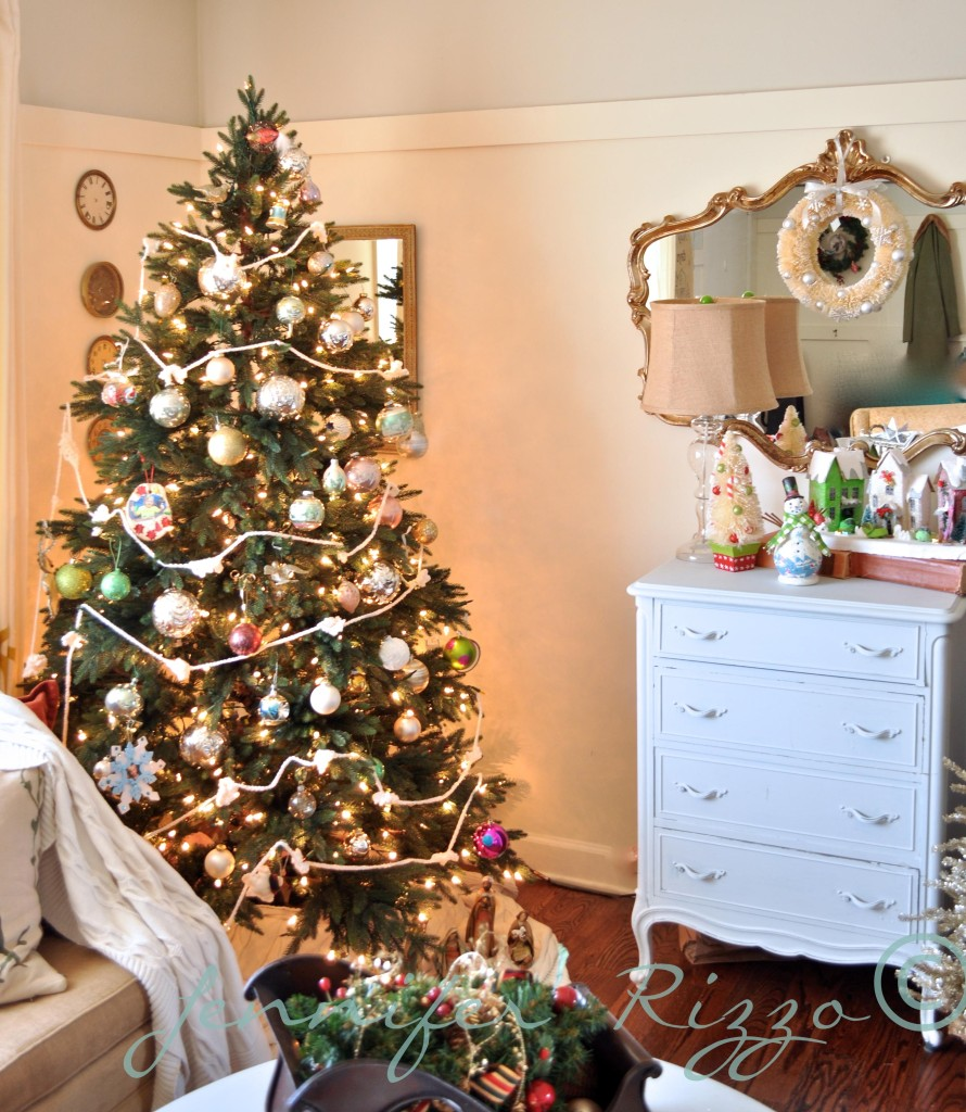 Jennifer Rizzo Design Company Christmas Tree Reveal