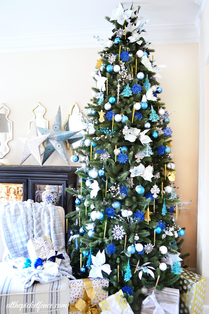 ill have a blue christmas tree - Christmas Tree Blue