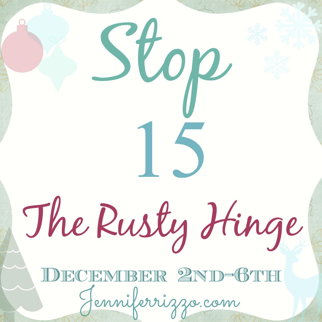 The rusty hinge 15