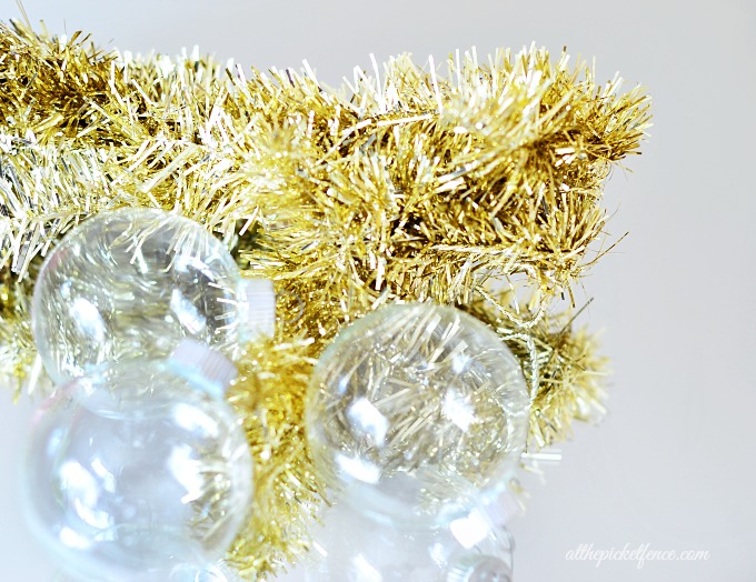 West Elm Tinsel Ornaments Supplies