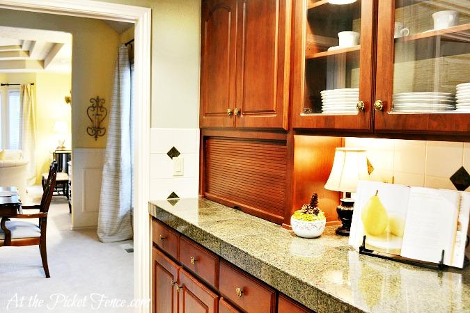 Kitchen Appliance Garage Atthepicketfence.com