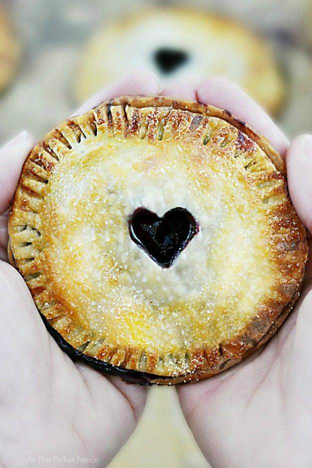 Valentine's Day Hand Pies